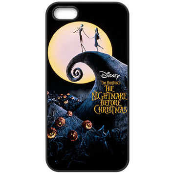 Nightmare Before Christmas Rubber Bumper Case iPhone 5 /5s /SE
