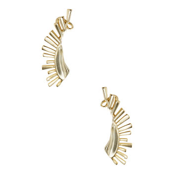Kendra Scott Jewelry Women's Smith Ear Climbers - Gold
