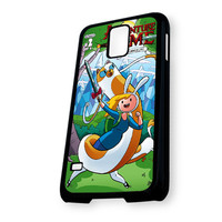 Adventure Time Fionna And Cake Samsung Galaxy S5 Case
