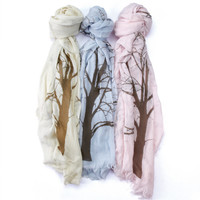 The Tree of Life Scarf