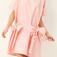 Ivy Ribbon Pocket Dress