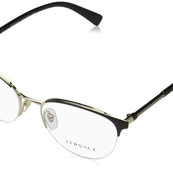 Versace Women's VE1247 Eyeglasses