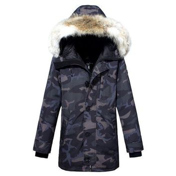 Canada Goose Gender: Unisex Color:bluearmy Green Season: Spring Autumn Winter Style: Casual Material: Cotton| Best Deal Online