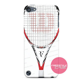 Roger Federer Wilson iPod Case Cover Series