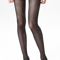 ROMWE | Striping Gauze Black Tights, The Latest Street Fashion