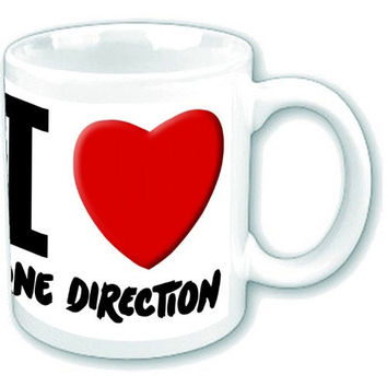 One Direction Coffee Mug