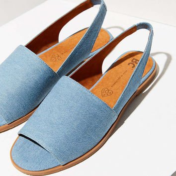 BC Footwear Shot In The Dark Slingback Sandal - Urban Outfitters
