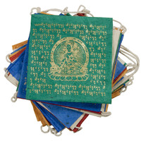 Paper Prayer Flag Tara