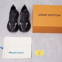 Louis Vuitton men's casual shoes and sports shoes