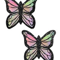 Pastease Glitter Butterfly Pasties