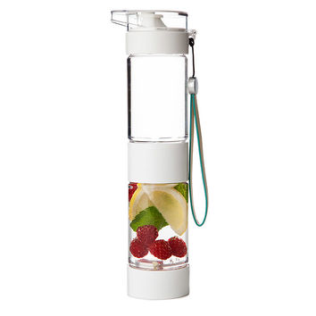 Flavor Fusion Water Bottle | Infused Water Bottles, Portable Infuser