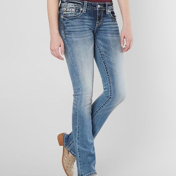 Miss Me Signature Boot Stretch Jean - Women's Jeans in M509 | Buckle