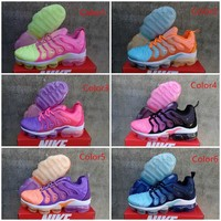 2018 Nike Air Max Plus TN VM Vapormax Vapor Max Women Fashion Running Sneakers Sport Shoes