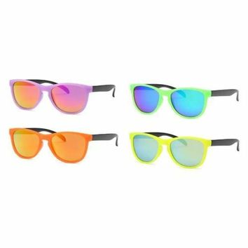 4-Pack - AFONiE Retro Kids Sunglasses