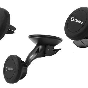Universal Strong Magnet Phone Mount by Cellet
