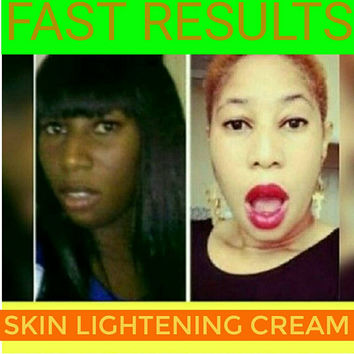SKIN LIGHTENING BLEACH for Severe Scars and Dark Spots Fast Results