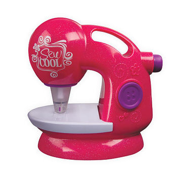 Sew Cool Sewing Machine - Pink Glitter