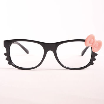 Cute Kitty Glasses