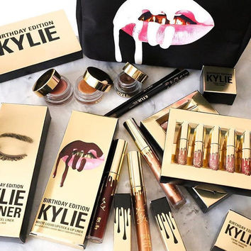 Kylie Lip Gloss - 6pcs Set