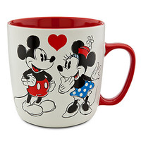 Disney Mickey and Minnie Mouse Mug | Disney Store