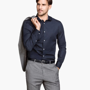 H&M Premium Cotton Shirt $39.95