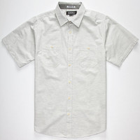 Ezekiel Hanger Mens Shirt Bone  In Sizes