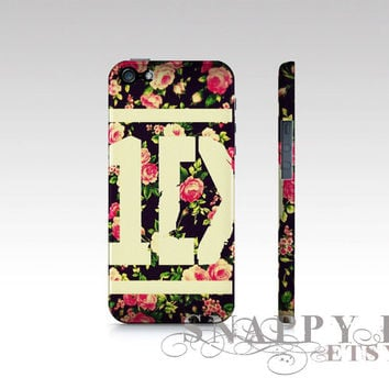 1D iPhone Hard Case available for iPhone 4, iPhone 5, Samsung S3 or Samsung S4.  Full printed high quality case.  One Direction Case