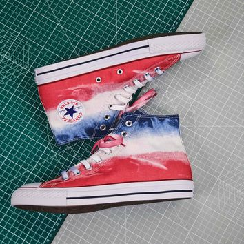 Converse Chuck Taylor All Star Dip Dye High Top Sneakers - Best Online Sale