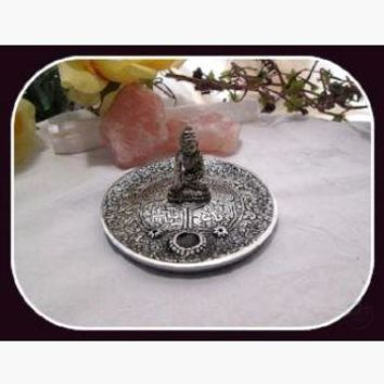 """In Meditation"" Buddha Ash Catcher"