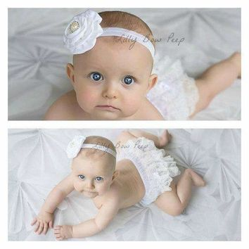 Baby Cotton shorts lace Bloomers cute Baby Diaper Cover Newborn Flower Shorts Toddler fashion Summer Satin Pants with Skirt
