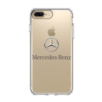 MERCEDES BENZ 1 iPhone and Samsung Galaxy Clear Case