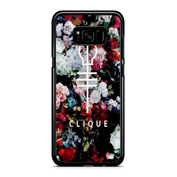 Twenty One Pilots Skeleton Clique 2 Samsung Galaxy S8 Plus Case