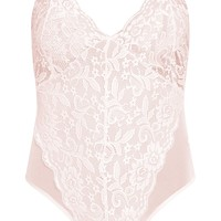 Blush All Over Lace Body