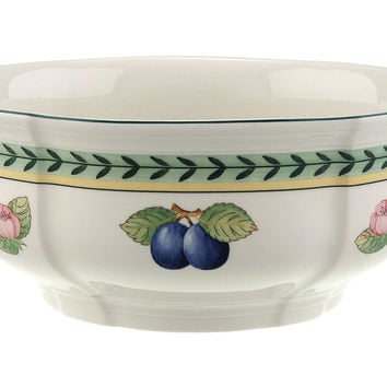 French Garden Fleurence Vegetable Bowl, Serving Bowls
