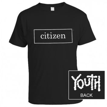 Citizen - Youth Logo shirt - Citizen - Artists