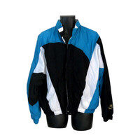 Nike Windbreaker Jacket Men Windbreaker Nike Wind Breaker Men Running Jacket Black Windbreaker Nike Windrunner 80s 90s Nylon Jacket Retro