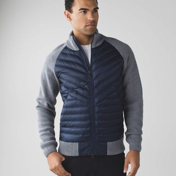 Knowlton Sweater Hybrid