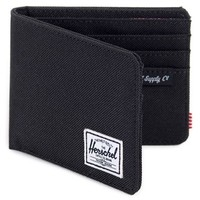 Men's Herschel Supply Co. 'Roy' Bifold Wallet - Black