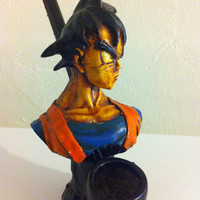 Tobacco Hand Made Pipe, Goku from Dragon Ball Z