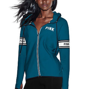 High/Low Full-Zip Hoodie - Victoria's Secret