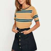 BDG Rugby Stripe Tee - Urban Outfitters