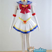 Sailor Moon Usagi Transformer Senshi Uniform Set CP151800