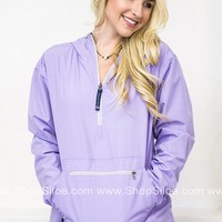 Wind & Water Resistant Rain Pullover