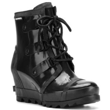 Sorel Joan Rain-wedge Boots - Farfetch