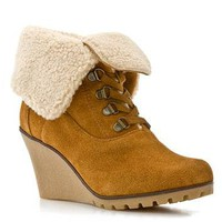 Kelsi by Kelsi Dagger Freel Wedge Bootie