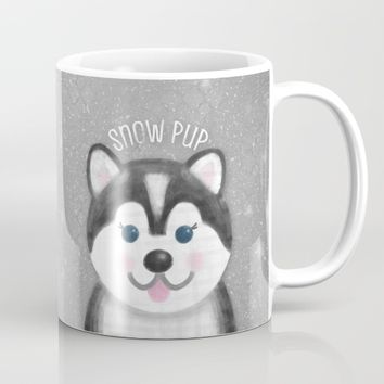 Snow Pup Mug by Noonday Design