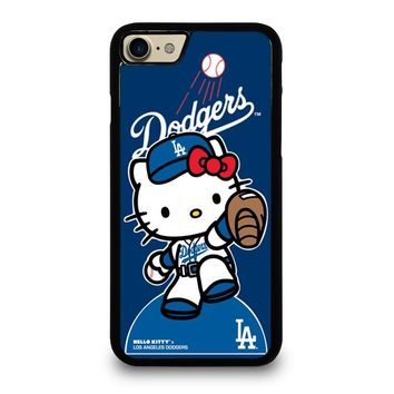 HELLO KITTY LA DODGERS Case for iPhone iPod Samsung Galaxy