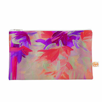 "Ebi Emporium ""Deconstructing the Garden 3"" Purple Pink Everything Bag"