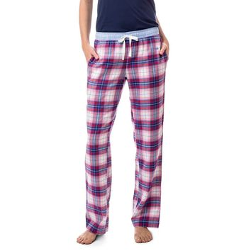 Merrytime Plaid Lounge Pant in Marshmallow by Southern Tide - FINAL SALE