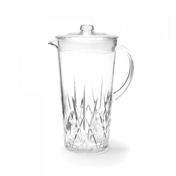 Aurora Crystal Clear Pitcher